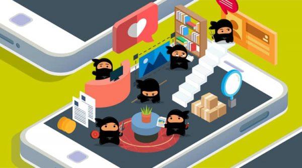 Ninja Shinobi working on Digital PR
