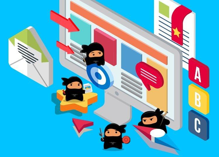design of ninjas creating a digital PR plan