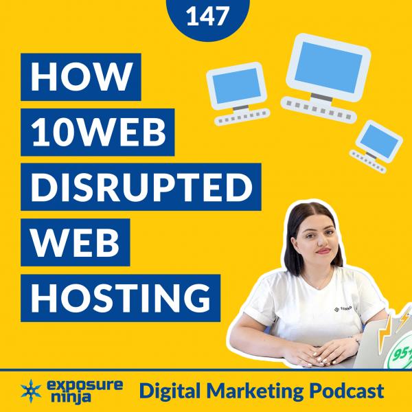 Episode 147 of the Digital Marketing Podcast