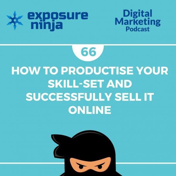 Picture of Shinobi Ninja Episode 66 on how to productive you skillset
