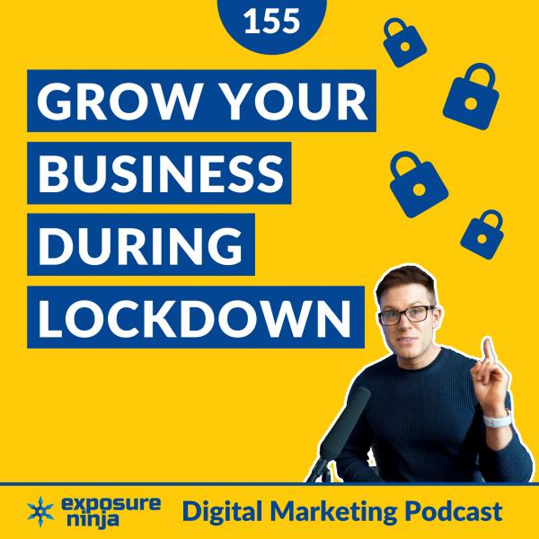 Episode 155 of the Digital Marketing Podcast