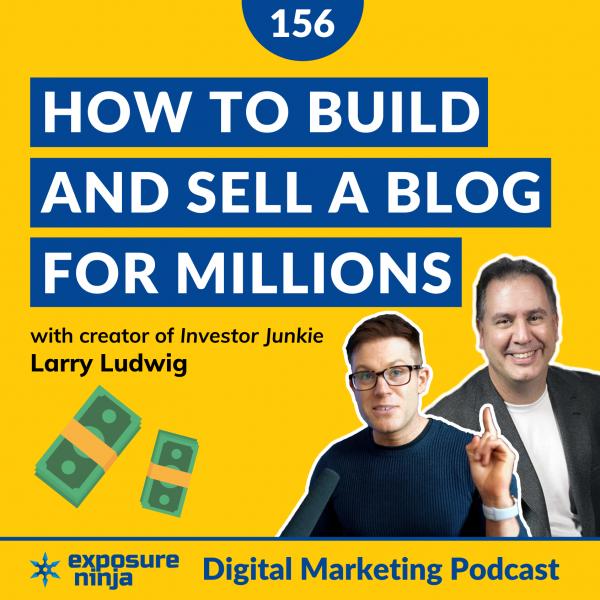 Episode 156 of the Digital Marketing Podcast