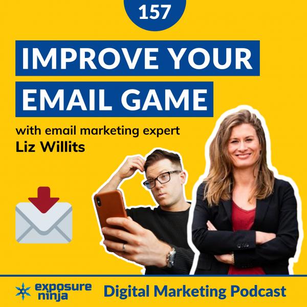 Episode 157 of the Digital Marketing Podcast