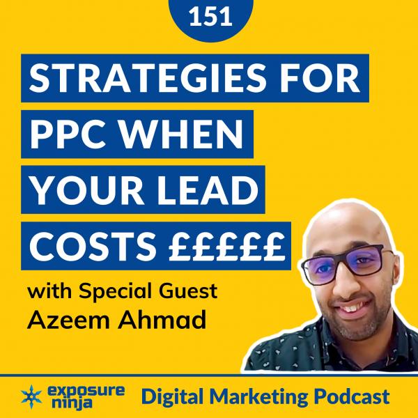 Episode 151 of the Digital Marketing Podcast