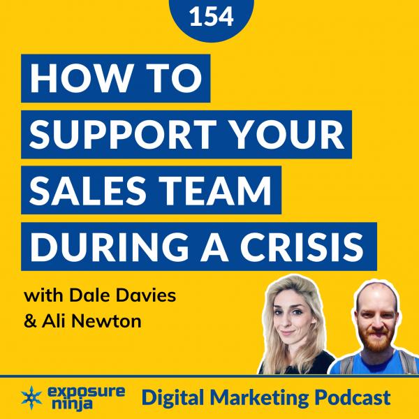 Episode 154 of the Digital Marketing Podcast
