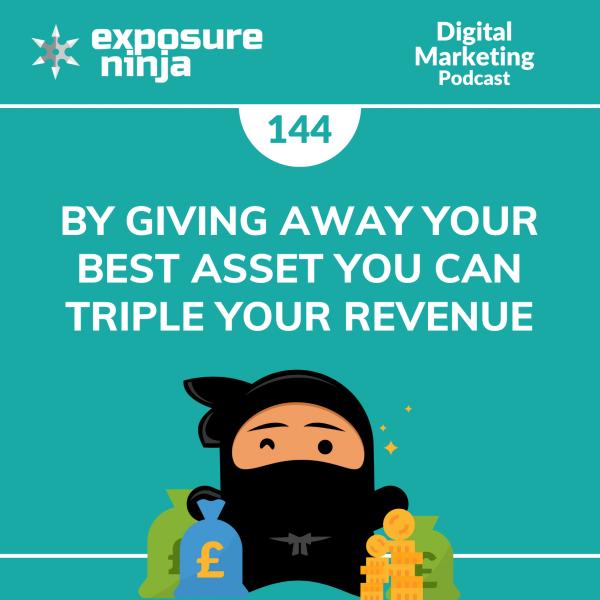 Episode 144 of the Digital Marketing Podcast