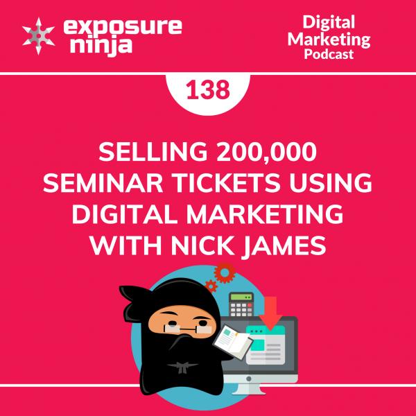 Episode 142 of the Digital Marketing Podcast