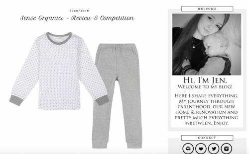 screen-shot of website