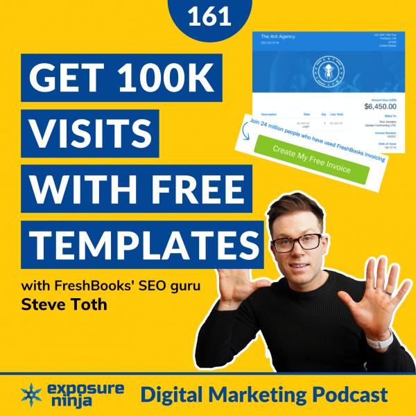 Episode 161 of the Digital Marketing Podcast