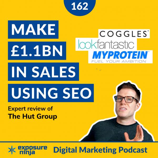 Episode 162 of the Digital Marketing Podcast