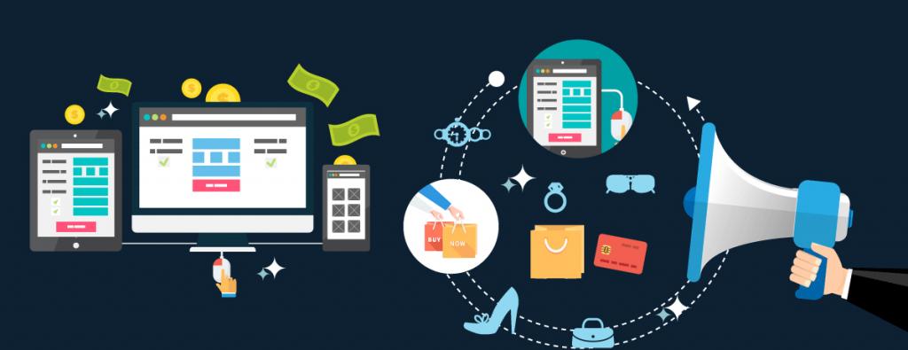 eCommerce marketing tips graphic