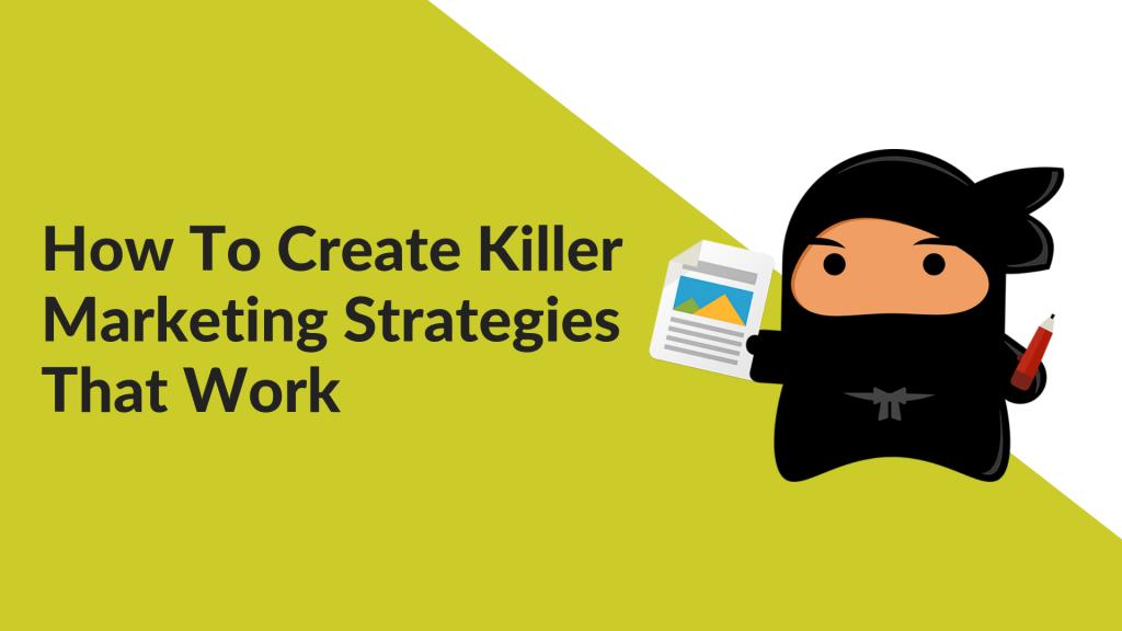 Cover image for Killer Marketing Strategies post
