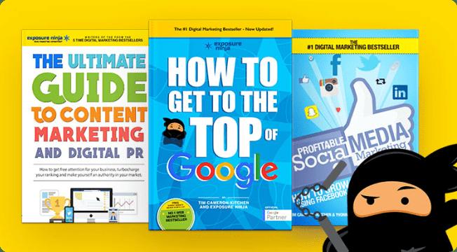 Bestselling Digital Marketing Books