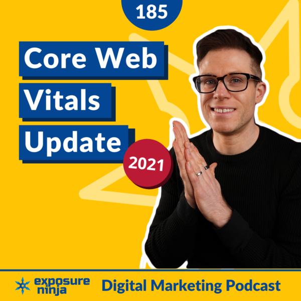Core Vitals Podcast Thumbnail Image