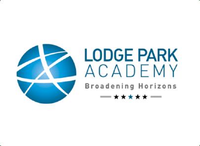 Lodge Park Academy Logo